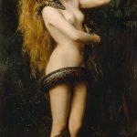 ¿Sabes cómo se llamaba la primera esposa de Adán?