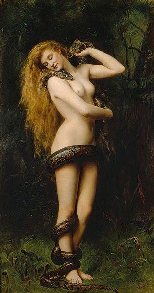 Lilith (pintura de John Collier)