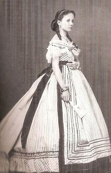 Infanta Isabel de Borbón y Borbón