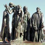 La historia de los burgueses de Calais