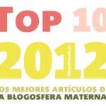 Los mejores posts sobre crianza (en El Cartapacio) en 2012