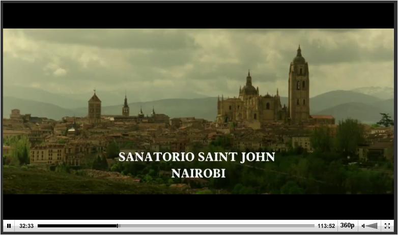 Nairobi, es decir, Segovia :)
