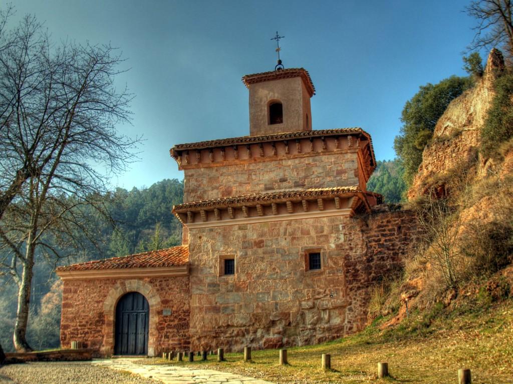 San Millán de la Cogolla, monasterio de Suso. Por aherrero.