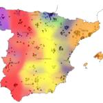 Patrones genéticos en la Península Ibérica