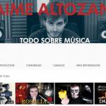Jaime Altozano (Youtubers con los que dejarías a tus hijos, 4)