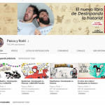 Pascu y Rodri (Youtubers con los que dejarías a tus hijos, 1)
