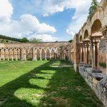 Los arcos de San Juan de Duero