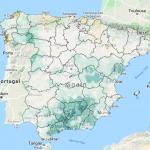 El mapa de la mortalidad en España