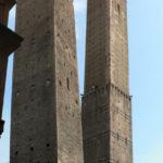 Las torres inclinadas de… Bolonia