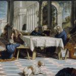 El lavatorio, de Tintoretto