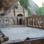 Claustro del Real Monasterio de San Juan de la Peña