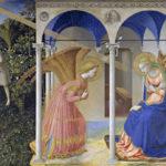 La Anunciación, de Fra Angélico