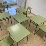 Disposición de mesas en tiempos de pandemias