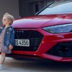El anuncio de Audi y las miradas indecentes