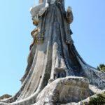 La Virgen de la Roca, en Baiona