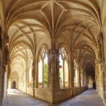 El claustro del monasterio de San Juan de los Reyes, en Toledo