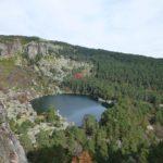 Laguna Negra de Urbión, en Vinuesa (Soria)