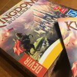 Kingdom Builder, creación de Donald X. Vaccarino, de Devir