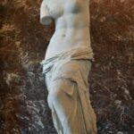 La Afrodita (Venus) de Milo (Museo del Louvre, París)