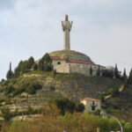 El Cristo del Otero, en Palencia