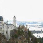 El castillo de Neuschwanstein, en Baviera