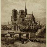 La aguja de Notre Dame, de Viollet-le-Duc