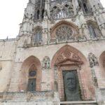 Las nuevas puertas de la Catedral, en Burgos