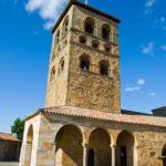 Iglesia de Santa María (en Tábara, Zamora)