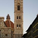 El campanile de la catedral de Florencia (de Giotto)